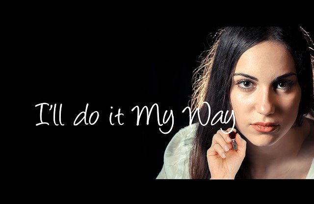 i do it my way